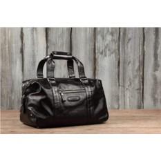 Спортивная черная сумка малого формата Brialdi Adelaide