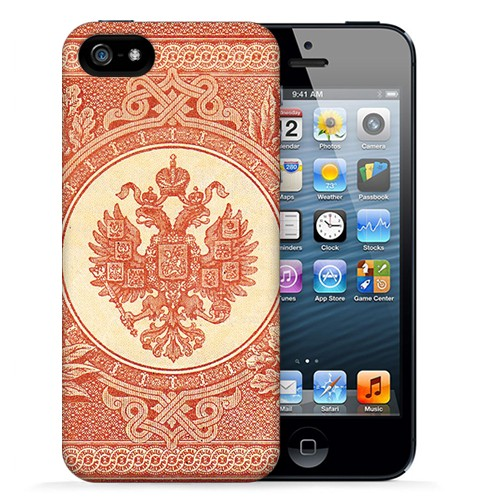 Чехол для iPhone 5/5s Empire