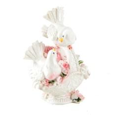 Декоративная свадебная фигурка Свадебные голуби