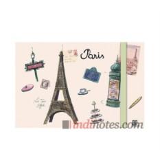 Набор стикеров-заметок teNeues GreenStickyNotes Paris