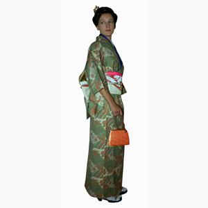 Кимоно «Весна в Киото»