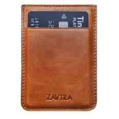 Минималистичный кожаный кошелек