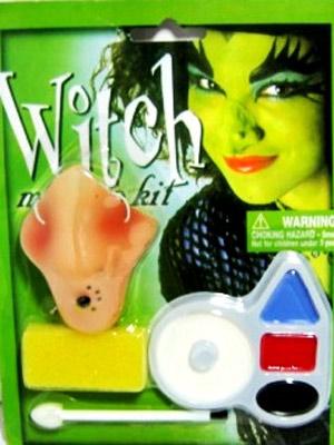 Набор «Ведьма» (Нос и грим)