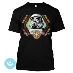 Мужская футболка Stormtrooper