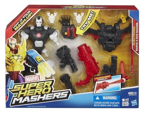 Электронная разборная фигурка HERO MAKERS от Hasbro