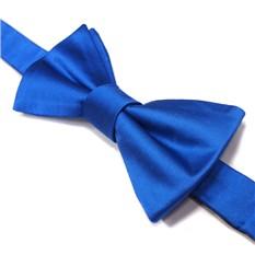 Яркий галстук-бабочка в синих тонах Laura Biagiotti