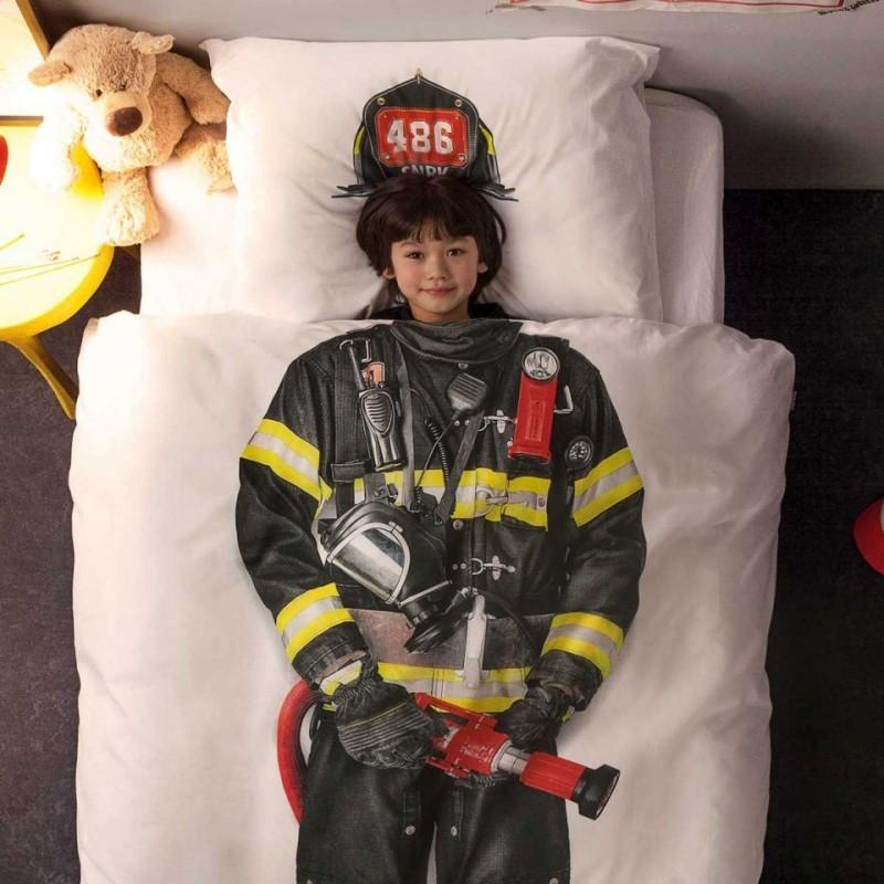 Комплект постельного белья Пожарный
