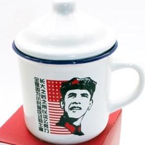 Кружка Обама коммунист!