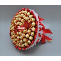 Букет из конфет Праздник
