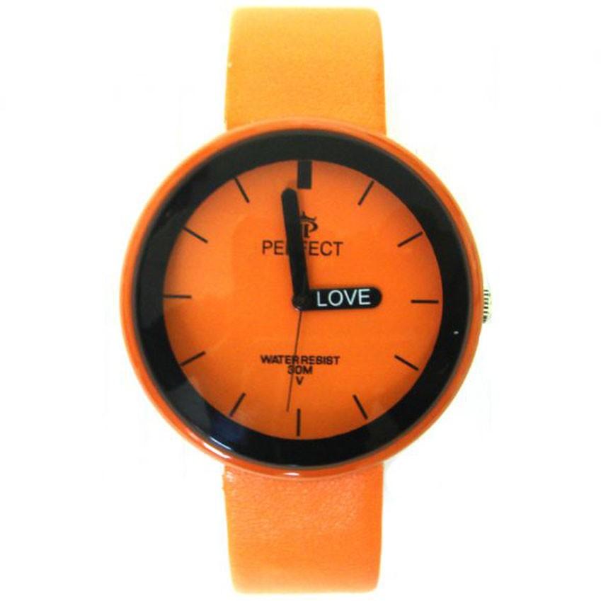 Часы Miusli Round Orange