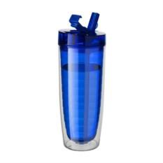 Бутылка-непроливайка Sippe с трубочкой для питья