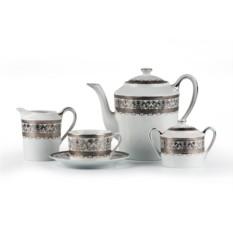 Фарфоровый чайный сервиз на 6 персон MIMOSA MIMOSA