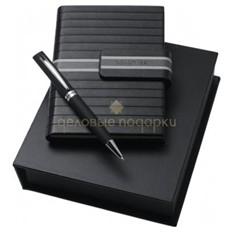 Набор Central (записная книжка, шариковая ручка)