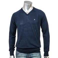 Merc Conrad Пуловер тёмно-синий.