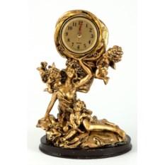 Настольные часы Дева