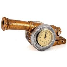 Настольные часы Пушка