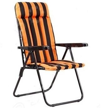 Кресло-шезлонг складное Пчелка 2