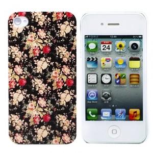 Чехол для iPhone 4/4S Floral Motifs