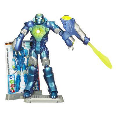 Фигурка Iron Man 2 Deep Dive Armor