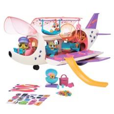 Набор Littlest Pet Shop Самолет для зверюшек
