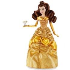 Кукла Disney Princess Белль. Принцесса Диснея с питомцем