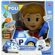 Машинка на голосовом управлении Robocar Poli Поли