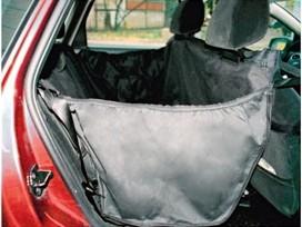 Автогамак с защитой обивки дверей