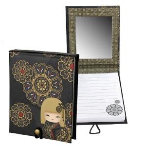 Карманный блокнот с зеркалом Хиро (Hiro) - Щедрость