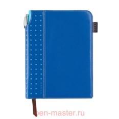 Синяя записная книжка Cross Journal Signature A5
