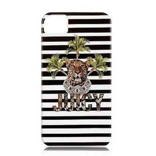 Чехол для iPhone 4 Juicy Couture