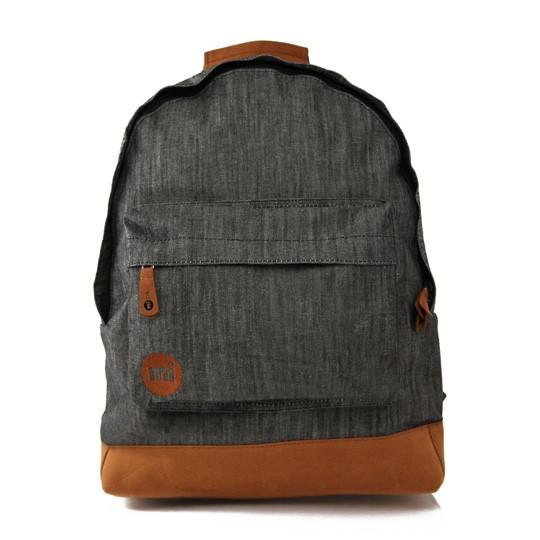 Черный рюкзак Premium Denim