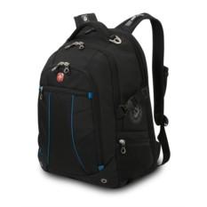 Рюкзак Wenger (цвет — чёрный/синий)