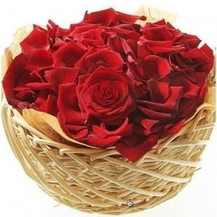 Букет Лепестки роз