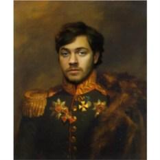 Портрет по вашему фото на холсте
