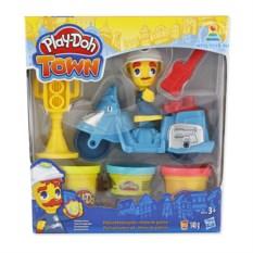 Игровой набор Play-Doh Town «Транспортные средства»