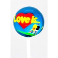 3D -леденец Love is