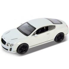 Инерционная машинка Welly 1:34-39 Bentley Continental