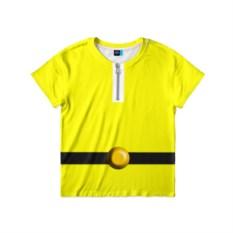 Детская 3D футболка Сайтама