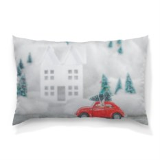 Подушка Рождество