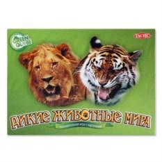 Настольная игра Tactic «Дикие животные мира»