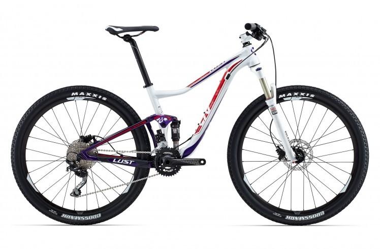 Горный велосипед Giant Lust 3 (2015)