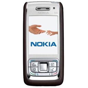 Мобильные телефоны Nokia E65-1 Mocca/silver