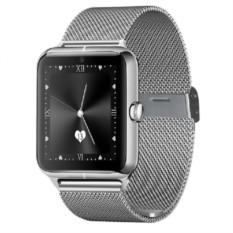 Серебристые умные часы Smart Watch Z50