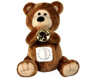 Поющая игрушка Медвежонок с таймером