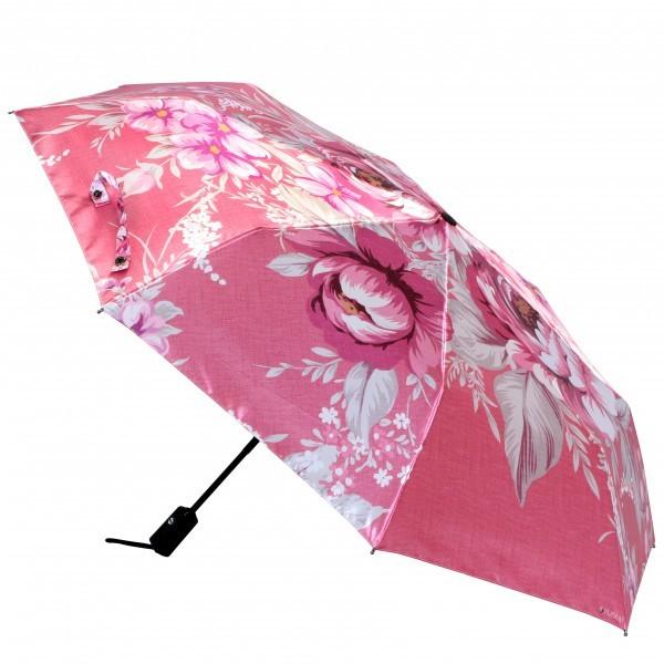 Розовый зонт Flioraj