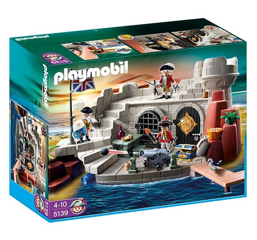 Конструктор Playmobil Форт. Пираты