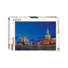 Пазл Москва. Красная площадь
