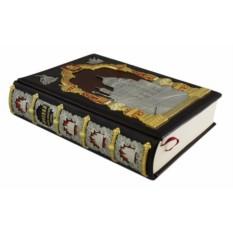Подарочная книга Москва, соборы, монастыри и церкви