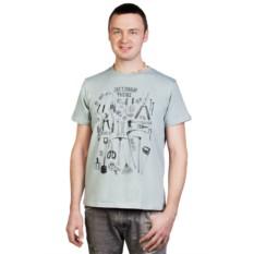 Мужская футболка Доступный фитнес