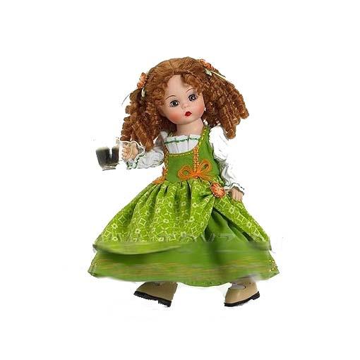 Кукла «Портрет»